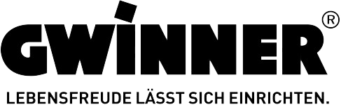 Logo Gwinner Wohndesign GmbH