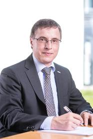 Portait von Geschäftsführer: Bernd S. Kirschner
