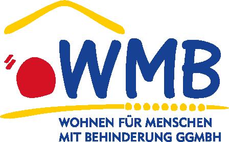 Logo WMB - Wohnen für Menschen mit Behinderung gGmbH